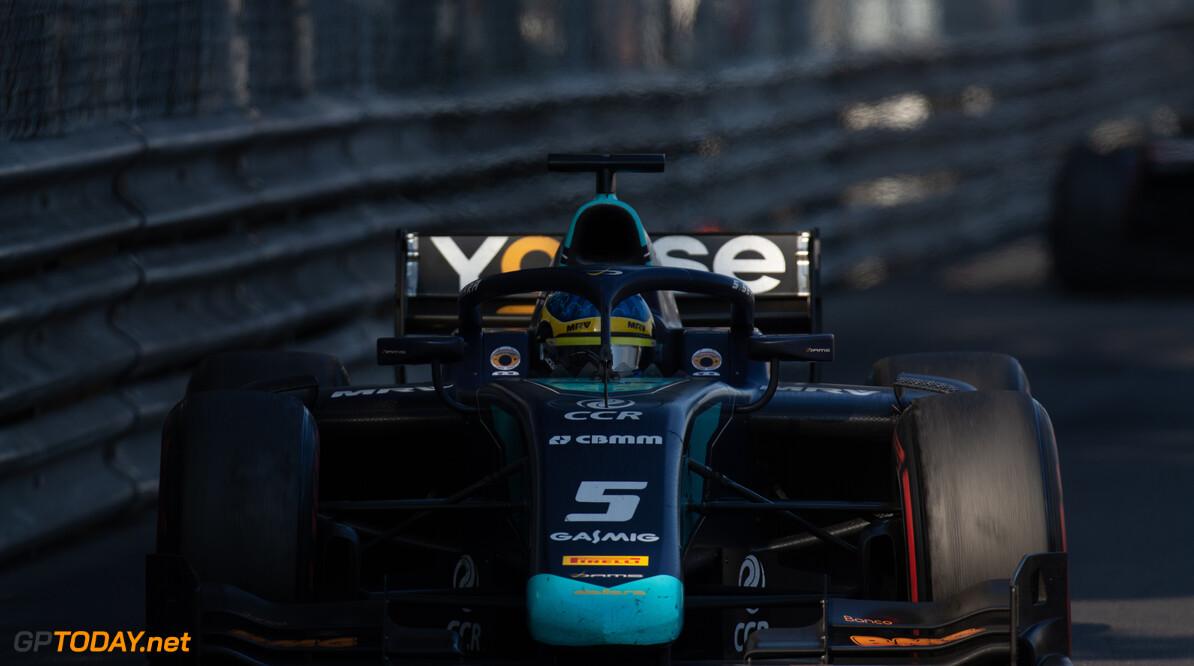 FIA Formula 2 MONTE CARLO, MONACO - MAY 25: Sergio Sette Camara (BRA, DAMS) during the Monaco at Monte Carlo on May 25, 2019 in Monte Carlo, Monaco. (Photo by Joe Portlock / LAT Images / FIA F2 Championship) FIA Formula 2 Joe Portlock  Monaco
