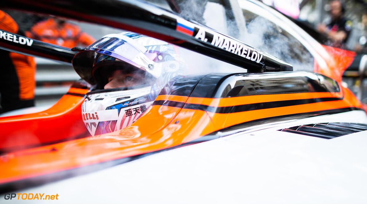 FIA Formula 2 MONTE CARLO, MONACO - MAY 25: Artem Markelov (RUS, MP MOTORSPORT) during the Monaco at Monte Carlo on May 25, 2019 in Monte Carlo, Monaco. (Photo by Joe Portlock / LAT Images / FIA F2 Championship) FIA Formula 2 Joe Portlock  Monaco