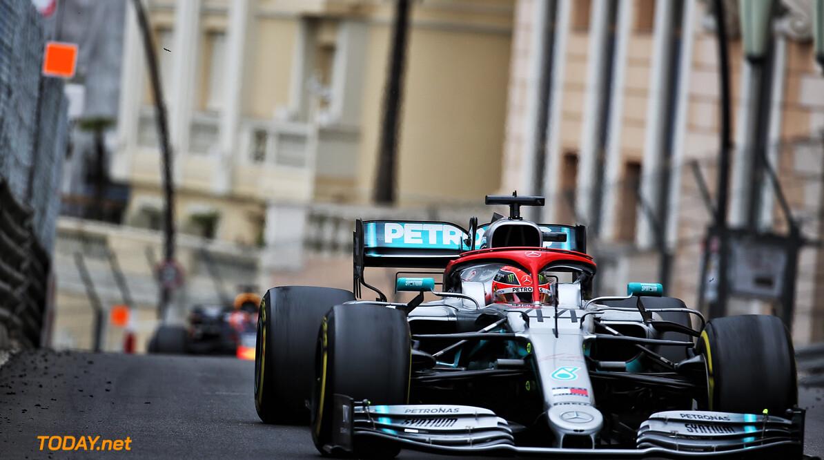 """Lewis Hamilton: """"Sinds China 2007 niet zulke slechte banden gehad"""""""