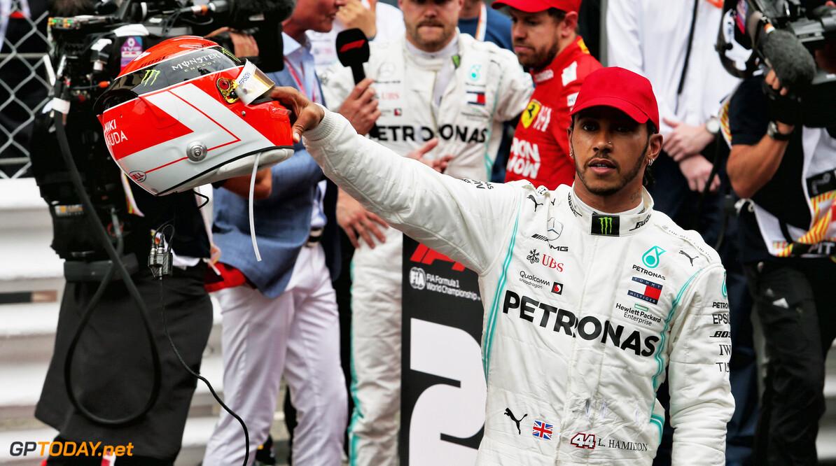 Hamilton ziet zichzelf nog vele jaren actief in de Formule 1