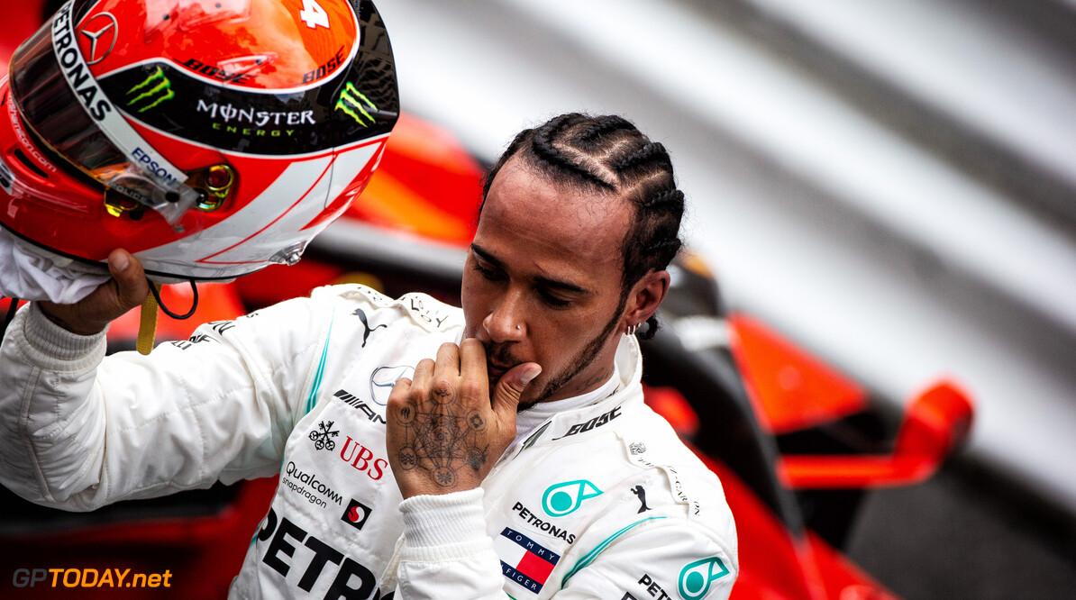 """Rosberg: """"Klachten Hamilton over de boordradio typerend voor hem"""""""