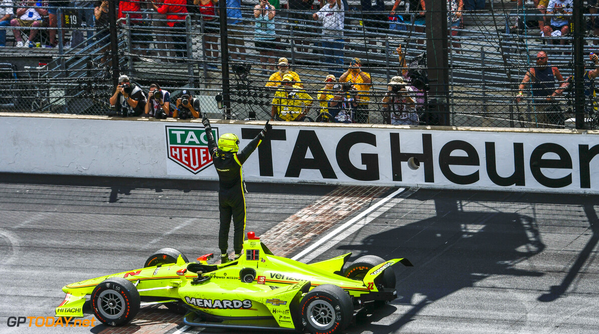 <strong>Indianapolis 500:</strong> Pagenaud sweeps the month of May with Indy 500 win