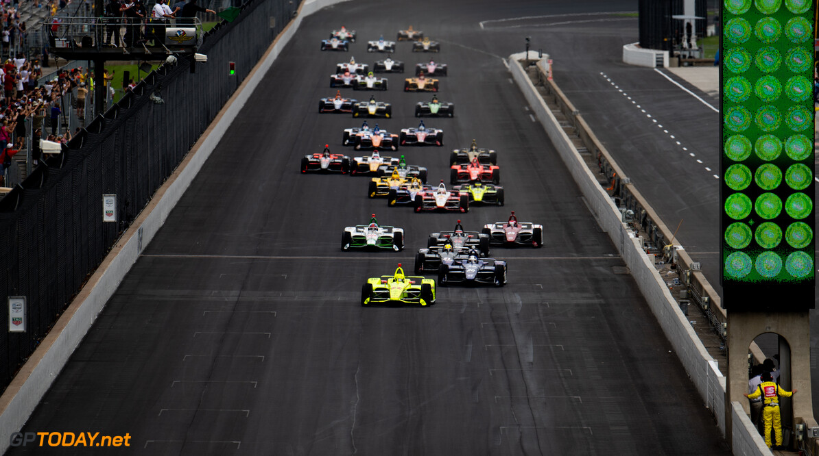 IndyCar to implement hybrid power in 2022