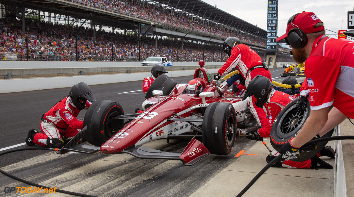 IndyCar practice for the 2019 Indy500 on Carb Day at Indianapolis Motor Speedway  Stephen King Speedway United States of America  2019 INDYCAR Indy500 NTT