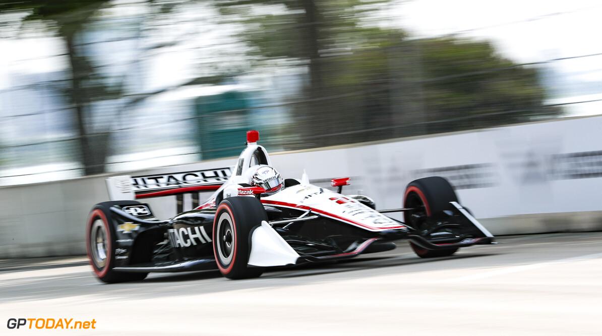 <strong>Chevrolet Detroit Grand Prix Race 1:</strong> Newgarden wins rain delayed Detroit GP