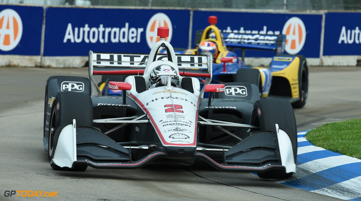 <strong>Qualifying:</strong> Newgarden beats Rossi to pole for Race 2