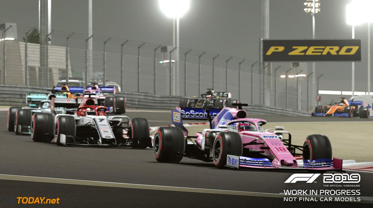 Game F1 2020 bevat niet een 'coronavirus-scenario'