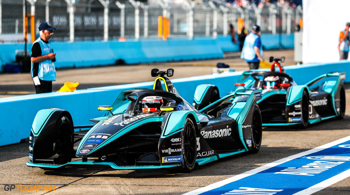 Lynn returns to Jaguar in test and reserve driver role