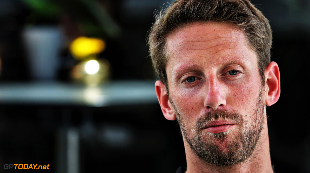 Haas: No plans to replace Grosjean for Germany