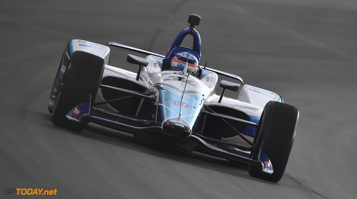 <strong>Qualifying:</strong> Sato takes second pole of 2019 in Texas