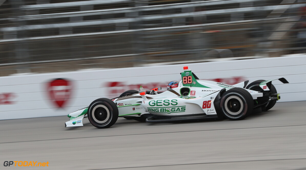 Herta leads final practice before qualifying