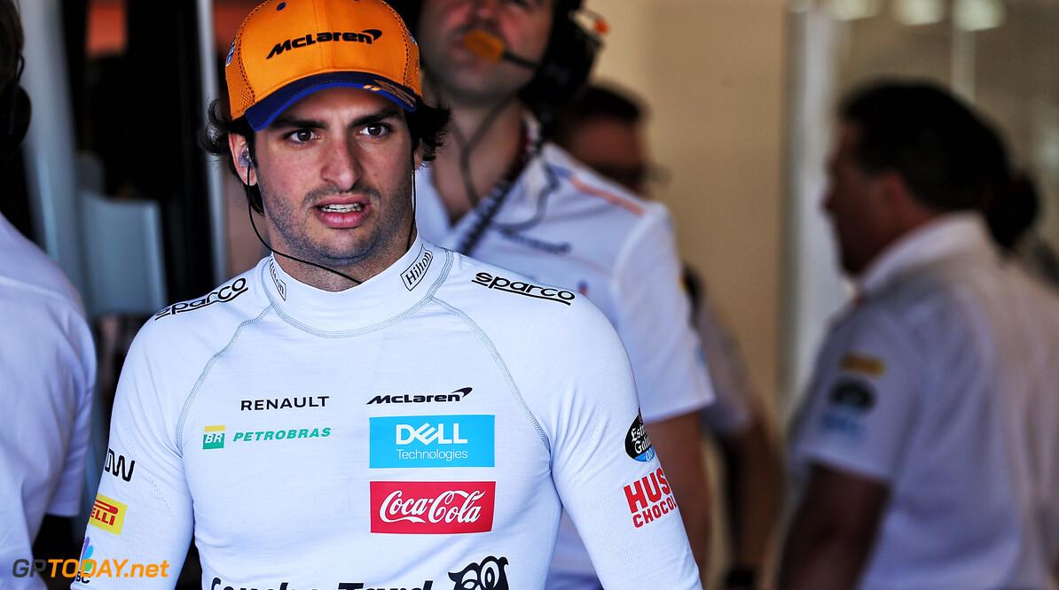 Sainz: McLaren not as quick as standings suggest