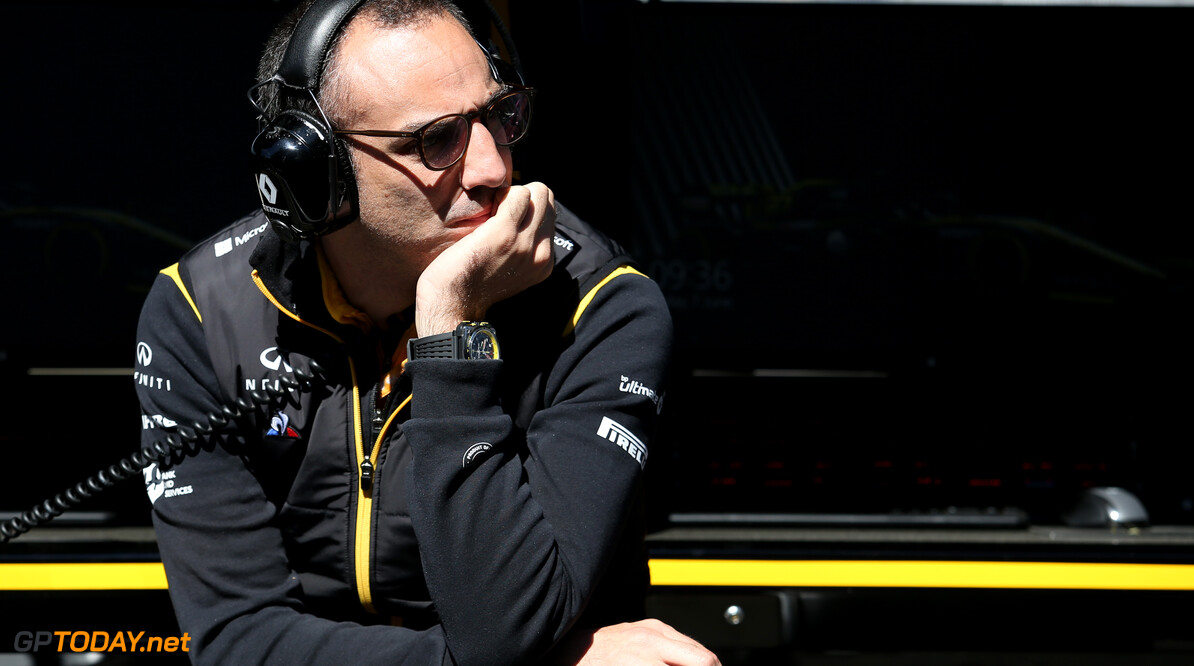 Formula One World Championship Cyril Abiteboul (FRA), Renault Sport F1 Managing Director  07.06.2019. Formula 1 World Championship, Rd 5, Spanish Grand Prix, Barcelona, Spain, Practice Day. - www.xpbimages.com, EMail: requests@xpbimages.com - copy of publication required for printed pictures. Every used picture is fee-liable. (C) Copyright: Charniaux / XPB Images Motor Racing - Formula One World Championship - Canadian Grand Prix - Practice Day - Montreal, Canada XPB Images Montreal Canada  Formel1 Formel F1 Formula 1 Formula1 GP Grand Prix one Canada Canadian Montreal Ille Notre Dame Circuit June Friday 07 7 6 06 2019 Portrait