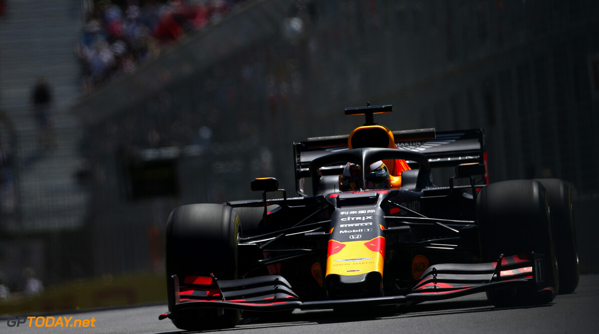 Verstappen not concerned as gap to leaders 'not dramatic'