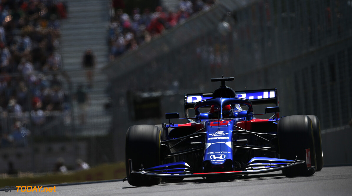 Kvyat receives grid penalty for French GP