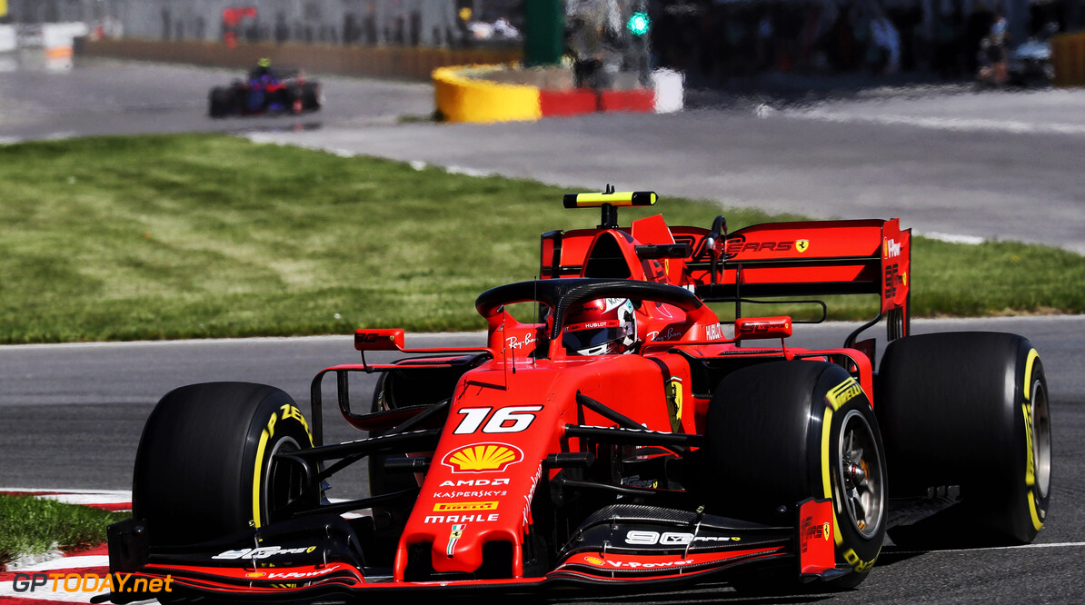<strong>FP2:</strong> Leclerc fastest, Hamilton hits the wall