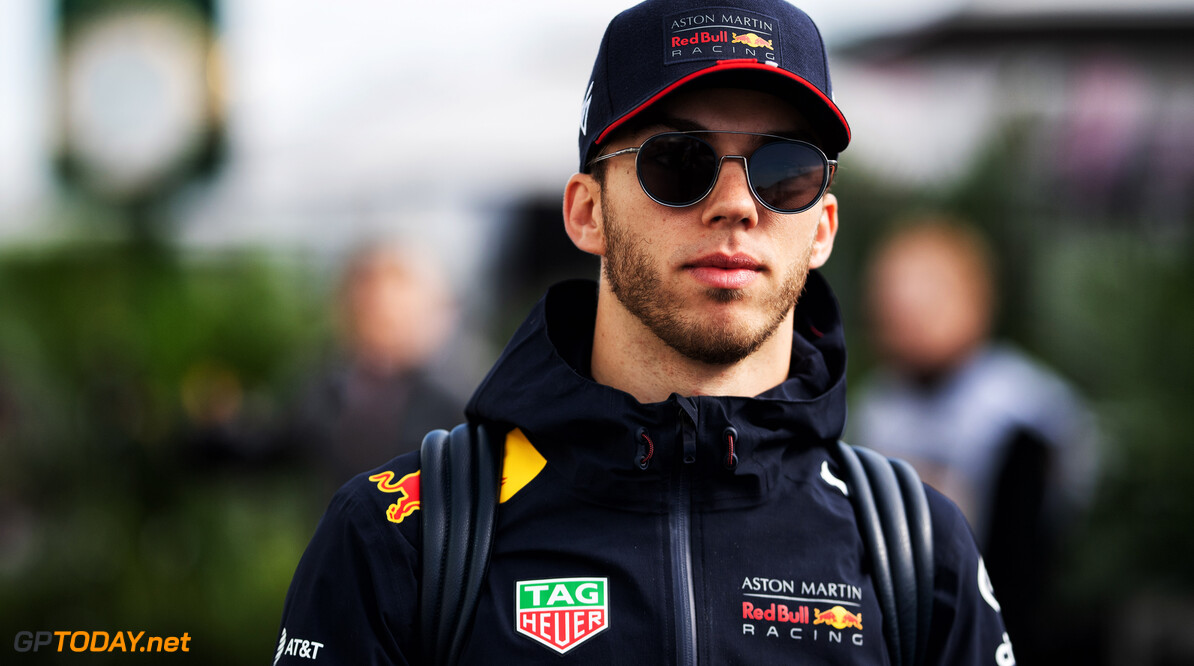 Gasly: Good to have Verstappen as a benchmark