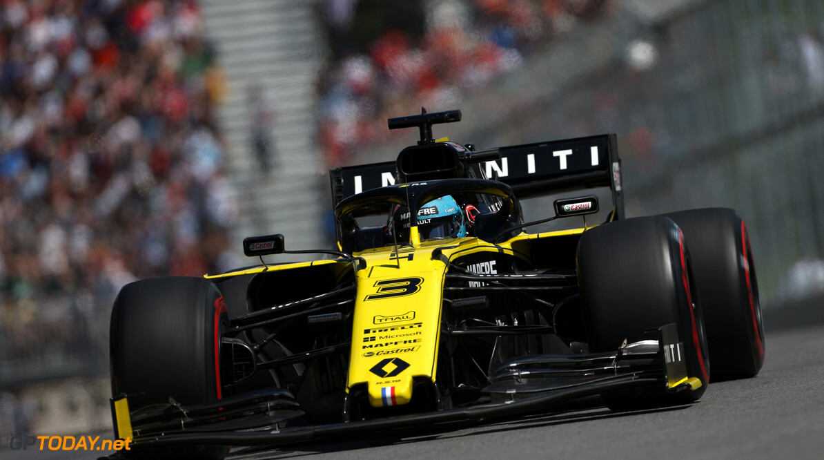 Formula One World Championship Daniel Ricciardo (AUS), Renault F1 Team  07.06.2019. Formula 1 World Championship, Rd 5, Spanish Grand Prix, Barcelona, Spain, Practice Day. - www.xpbimages.com, EMail: requests@xpbimages.com - copy of publication required for printed pictures. Every used picture is fee-liable. (C) Copyright: Charniaux / XPB Images Motor Racing - Formula One World Championship - Canadian Grand Prix - Practice Day - Montreal, Canada XPB Images Montreal Canada  Formel1 Formel F1 Formula 1 Formula1 GP Grand Prix one Canada Canadian Montreal Ille Notre Dame Circuit June Friday 07 7 6 06 2019 Action Track