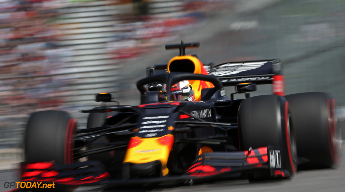 Verstappen: Making mistakes in F1 less costly than in junior career