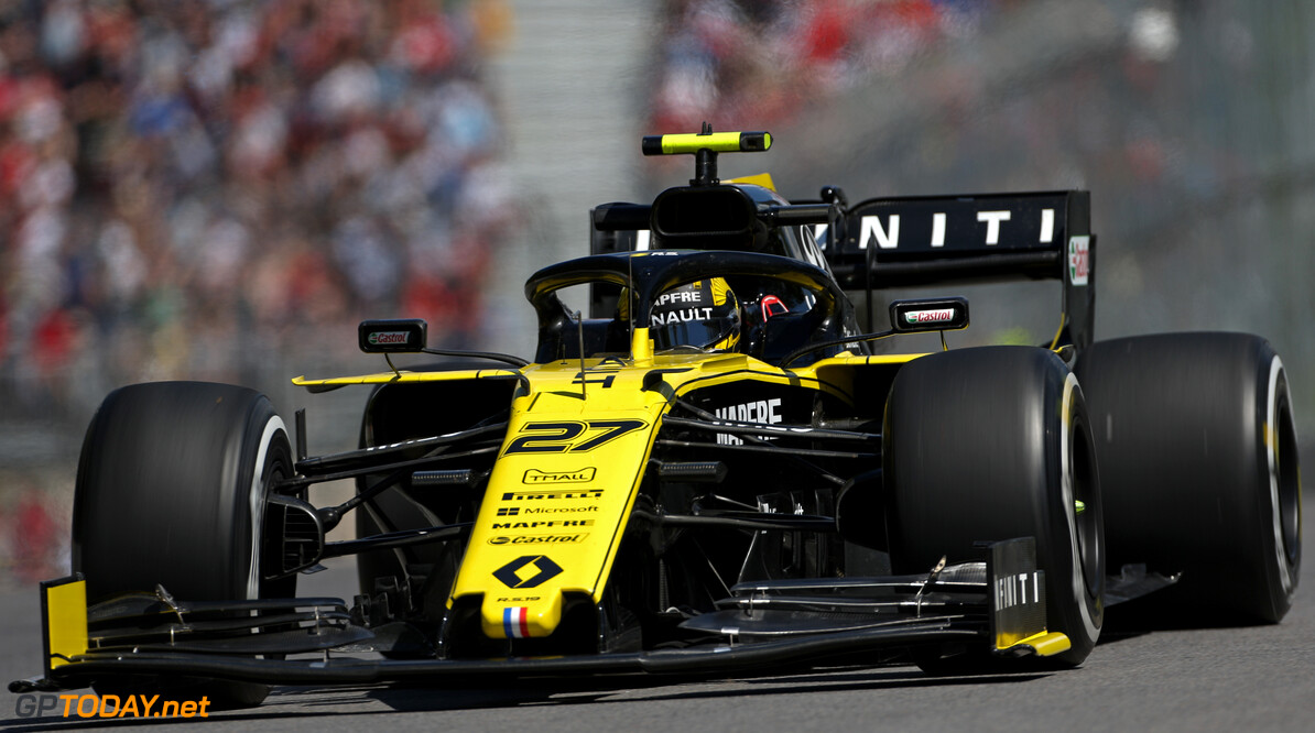 Formula One World Championship Nico Hulkenberg (GER), Renault Sport F1 Team  07.06.2019. Formula 1 World Championship, Rd 5, Spanish Grand Prix, Barcelona, Spain, Practice Day. - www.xpbimages.com, EMail: requests@xpbimages.com - copy of publication required for printed pictures. Every used picture is fee-liable. (C) Copyright: Charniaux / XPB Images Motor Racing - Formula One World Championship - Canadian Grand Prix - Practice Day - Montreal, Canada XPB Images Montreal Canada  Formel1 Formel F1 Formula 1 Formula1 GP Grand Prix one Canada Canadian Montreal Ille Notre Dame Circuit June Friday 07 7 6 06 2019 Action Track
