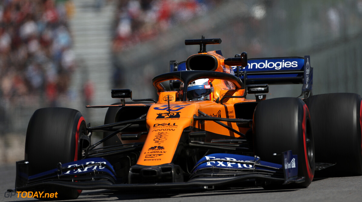 Formula One World Championship Carlos Sainz Jr (ESP), McLaren F1 Team  07.06.2019. Formula 1 World Championship, Rd 5, Spanish Grand Prix, Barcelona, Spain, Practice Day. - www.xpbimages.com, EMail: requests@xpbimages.com - copy of publication required for printed pictures. Every used picture is fee-liable. (C) Copyright: Charniaux / XPB Images Motor Racing - Formula One World Championship - Canadian Grand Prix - Practice Day - Montreal, Canada XPB Images Montreal Canada  Formel1 Formel F1 Formula 1 Formula1 GP Grand Prix one Canada Canadian Montreal Ille Notre Dame Circuit June Friday 07 7 6 06 2019 Action Track