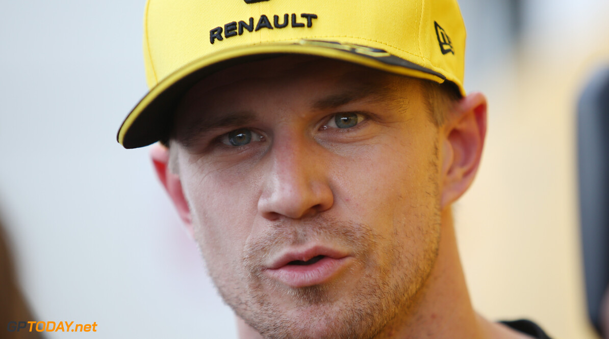 Formula One World Championship Nico Hulkenberg (GER), Renault Sport F1 Team  07.06.2019. Formula 1 World Championship, Rd 5, Spanish Grand Prix, Barcelona, Spain, Practice Day. - www.xpbimages.com, EMail: requests@xpbimages.com - copy of publication required for printed pictures. Every used picture is fee-liable. (C) Copyright: Charniaux / XPB Images Motor Racing - Formula One World Championship - Canadian Grand Prix - Practice Day - Montreal, Canada XPB Images Montreal Canada  Formel1 Formel F1 Formula 1 Formula1 GP Grand Prix one Canada Canadian Montreal Ille Notre Dame Circuit June Friday 07 7 6 06 2019 Portrait