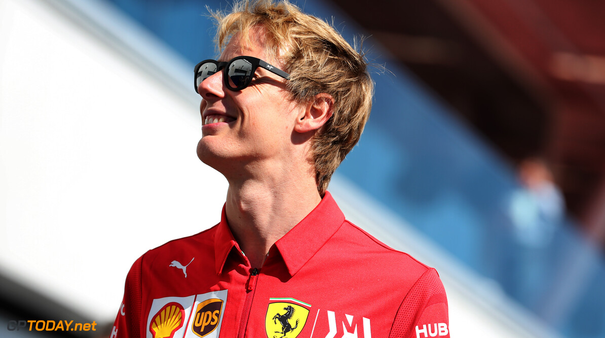 Hartley joins Dragon Racing for 2019/20 season