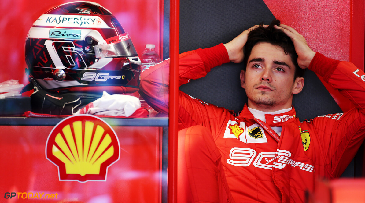 Leclerc admits he needs to work on Q3 performances
