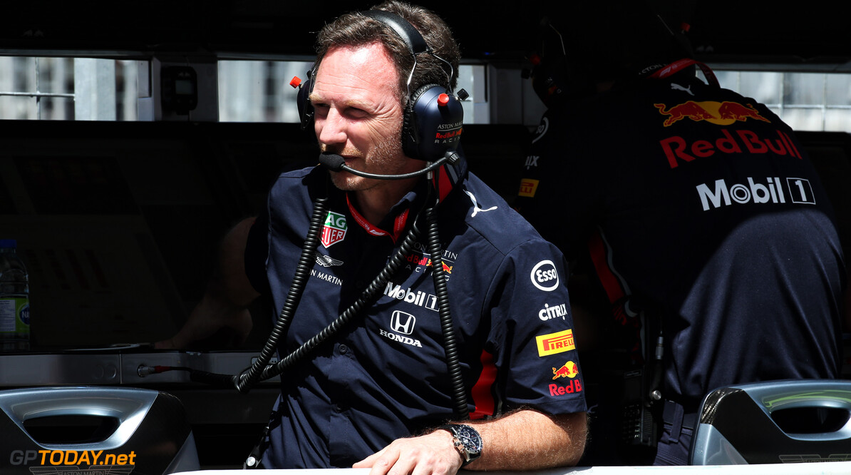Horner: Two-stop strategy a possibility after early degradation signs