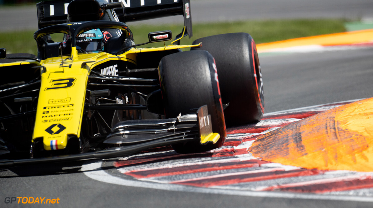 Ricciardo: Renault has bridged the gap with straight-line speed