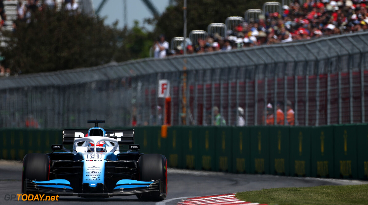 Russell: Williams testing 'double or triple the amount' compared to rivals