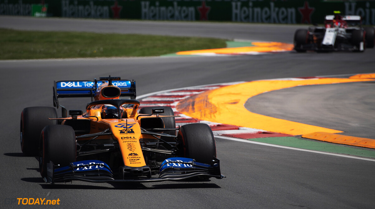 Brake blockage hindered Sainz's race strategy
