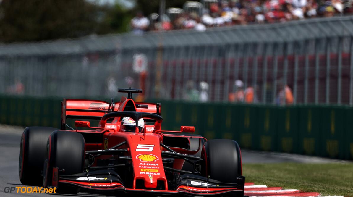 <b>Kwalificatie</b>: Vettel pakt spectaculaire pole in Canada, Verstappen snel klaar