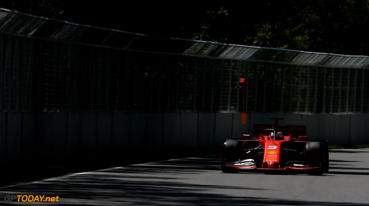 <strong>Qualifying:</strong> Vettel takes first pole of 2019 in Montreal