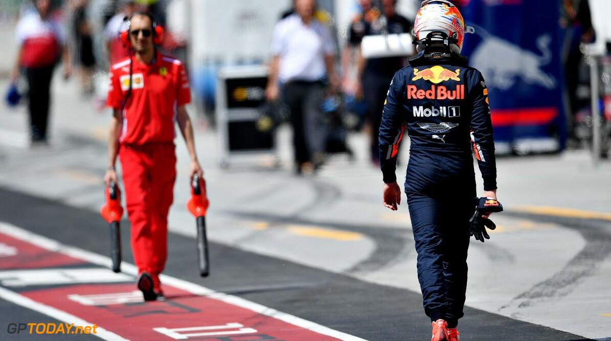 """Verstappen 'nog steeds tevreden' bij Red Bull: """"We weten allemaal dat het beter moet"""""""