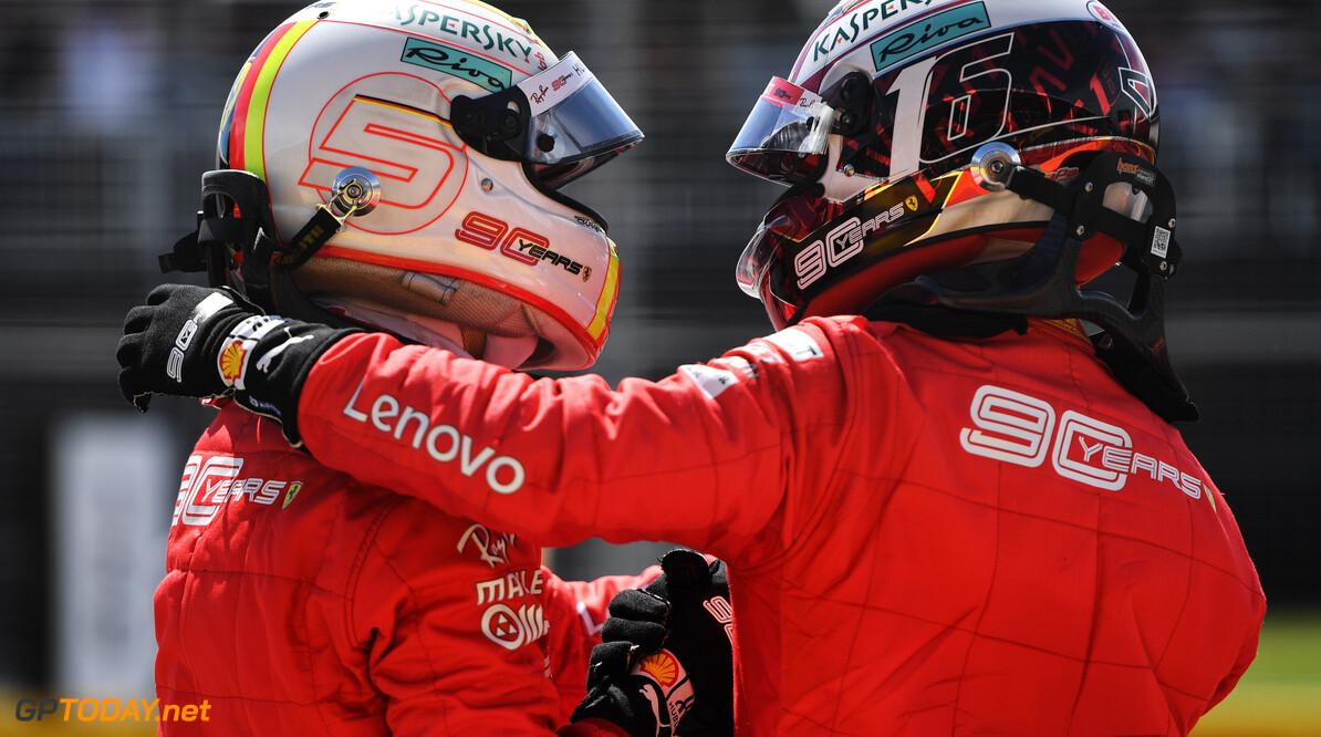 """Leclerc: """"Ik had niet op het juiste moment de juiste afstelling in Q3"""""""