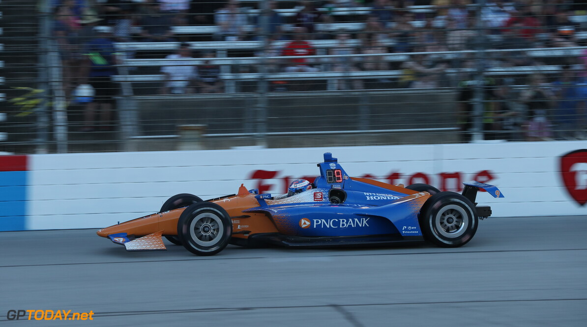 <strong>Texas Practice</strong>:  Dixon edges Herta to claim fastest time
