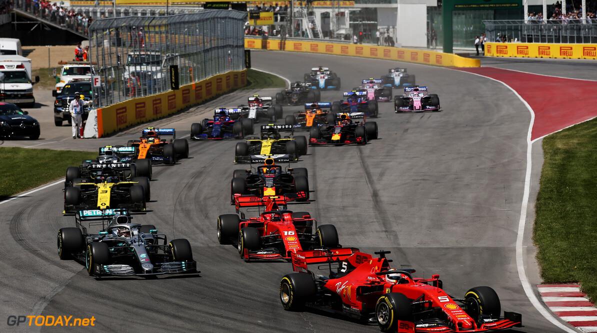 Formula 1 confirms delay on 2021 regulations until October
