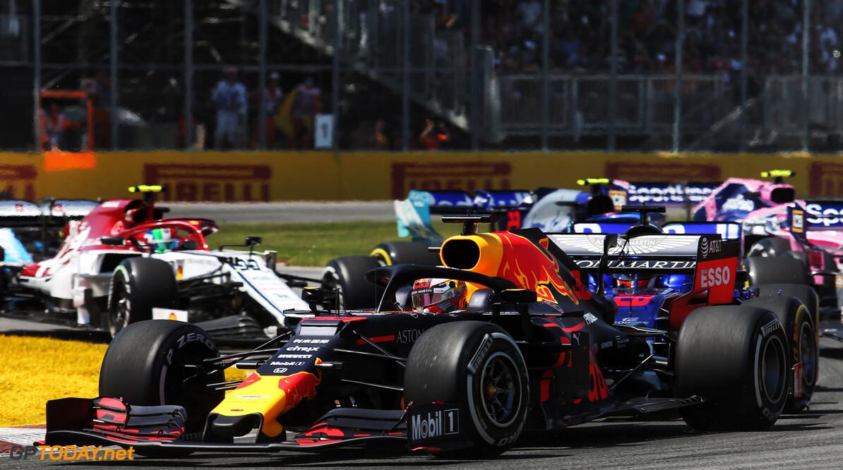 """Horner looft Verstappen na P5: """"Wederom een sterke race gereden"""""""