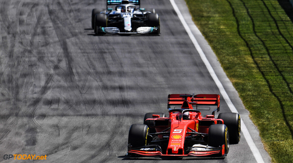 <strong>Canadian GP:</strong> Hamilton wins following Vettel penalty