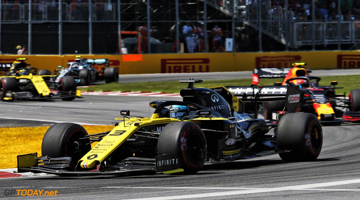 """Ricciardo: """"Gevecht met Bottas toonde dat Renault vooruitgaat met motor"""""""