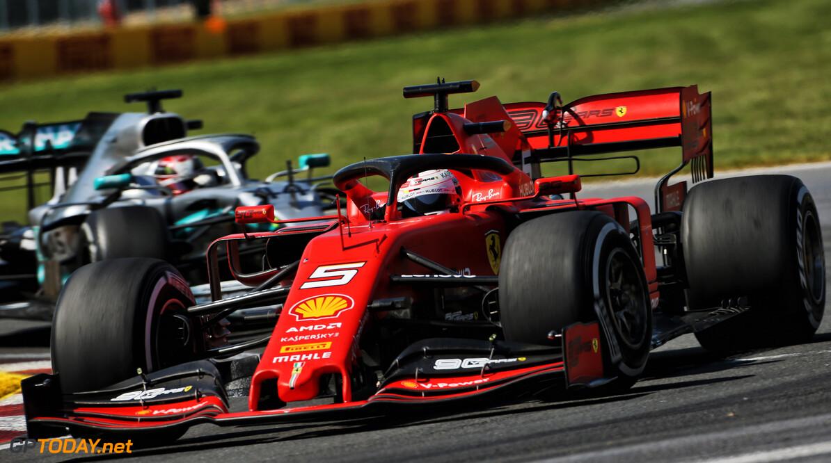 Ferrari schakelt mogelijk over op alternatief plan om straf Vettel aan te vechten