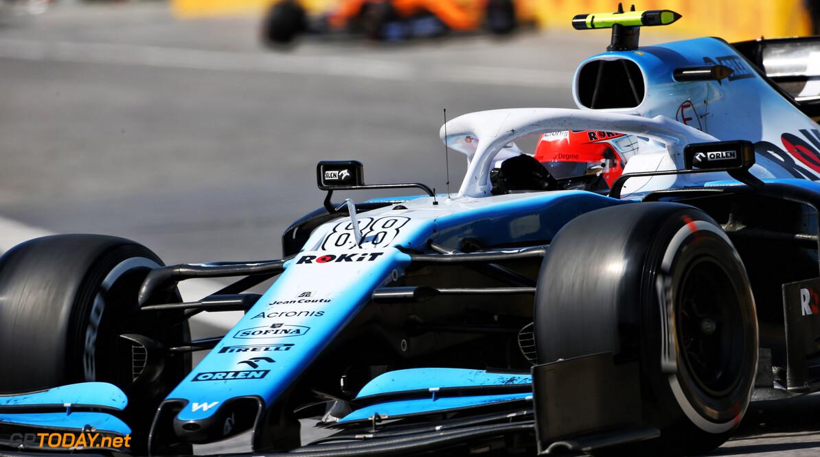 Vertrek bij Williams na seizoen 2019 nog niet uitgesloten voor Kubica