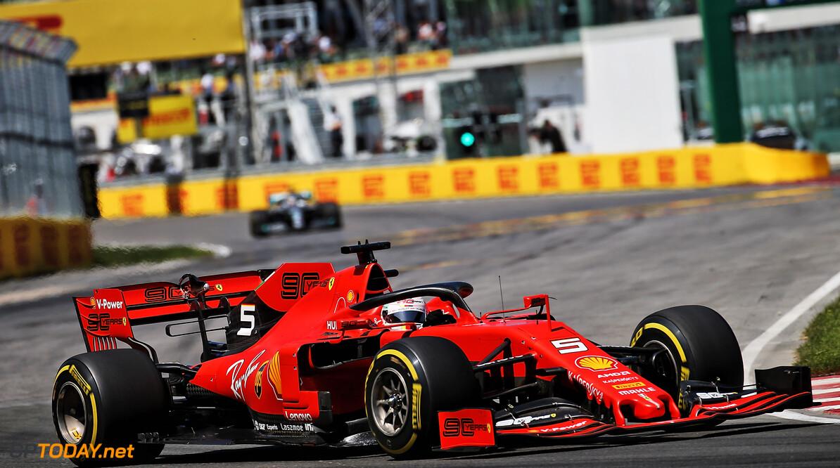 Ferrari vraagt officieel herziening van Vettel's straf in Canada aan
