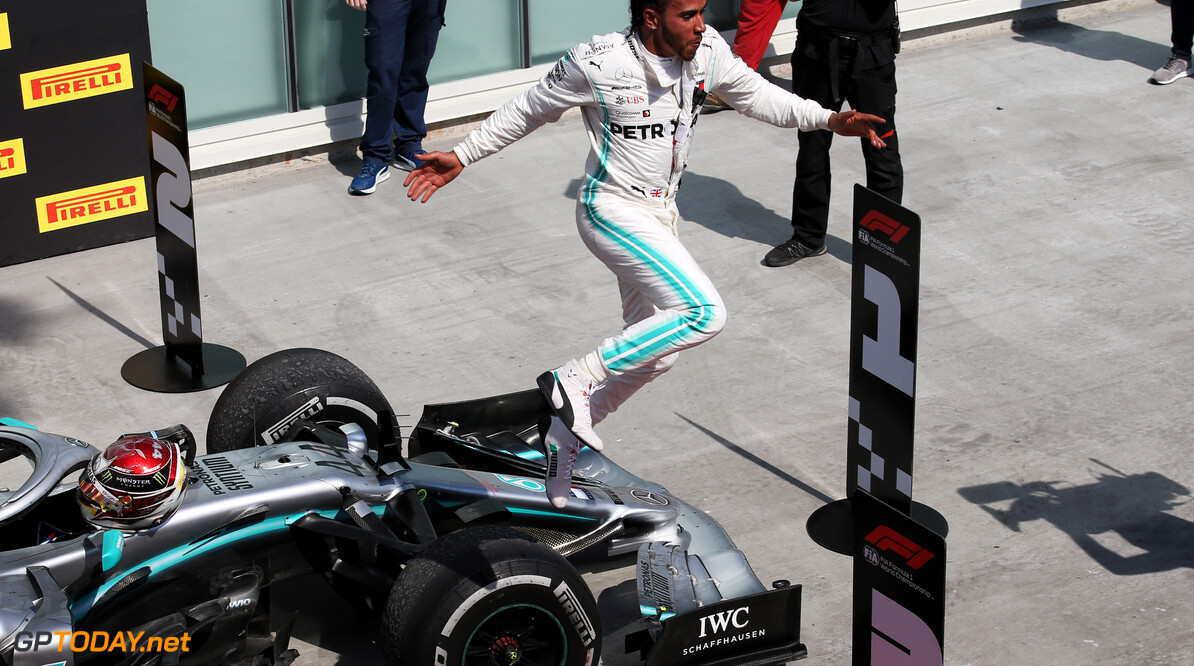 """Lewis Hamilton in vorm: """"Sinds eind 2018 'sweet spot' niet meer losgelaten"""""""
