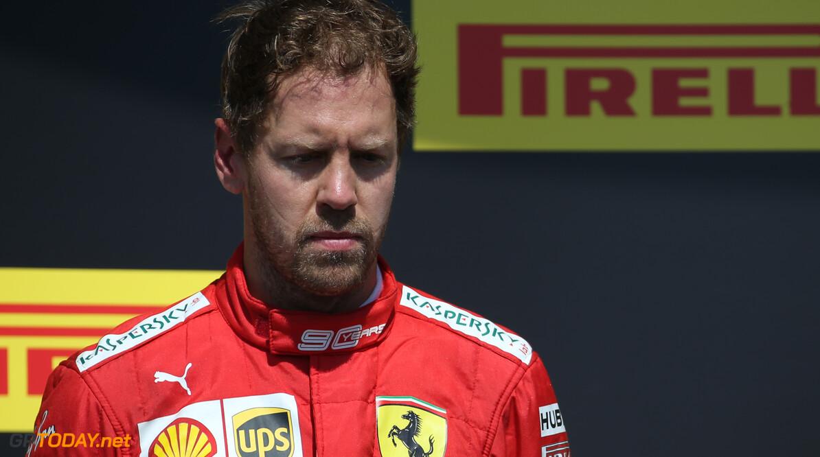 """Vettel: """"Ik leef met de stewards mee dat ze mij moesten straffen in Canada"""""""