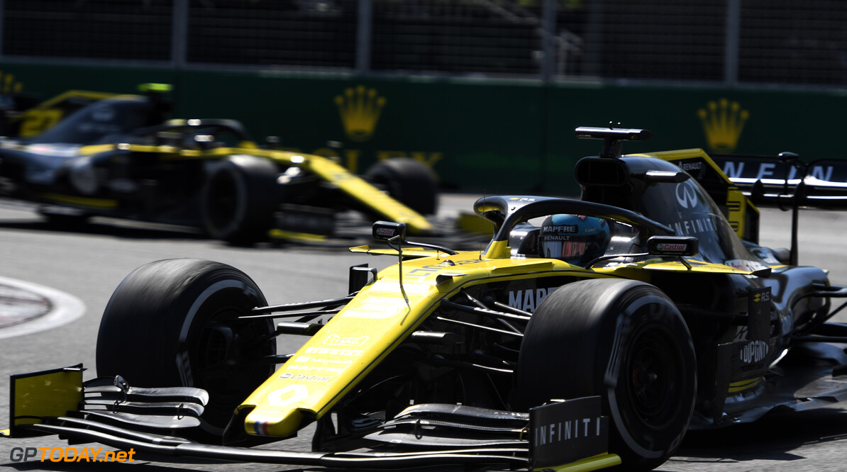 Renault imposed team orders to secure points