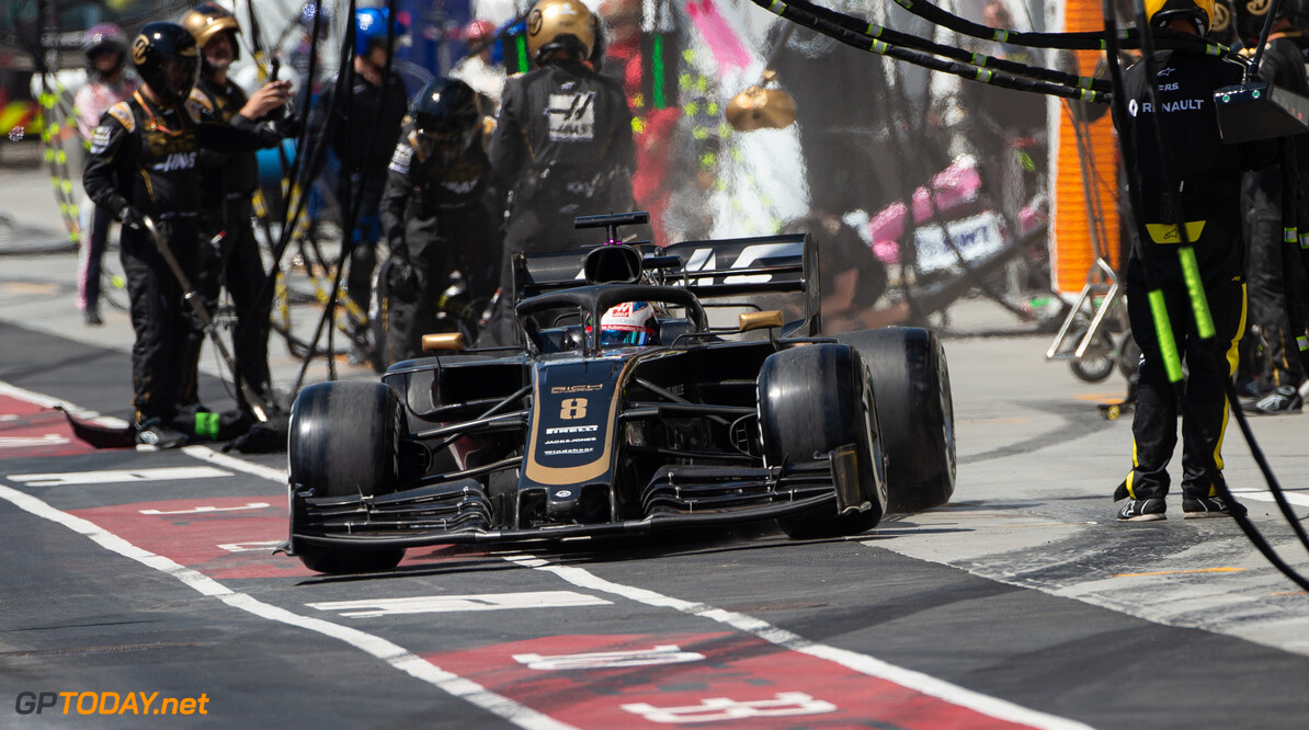Grosjean: Refueling could improve the spectacle of F1