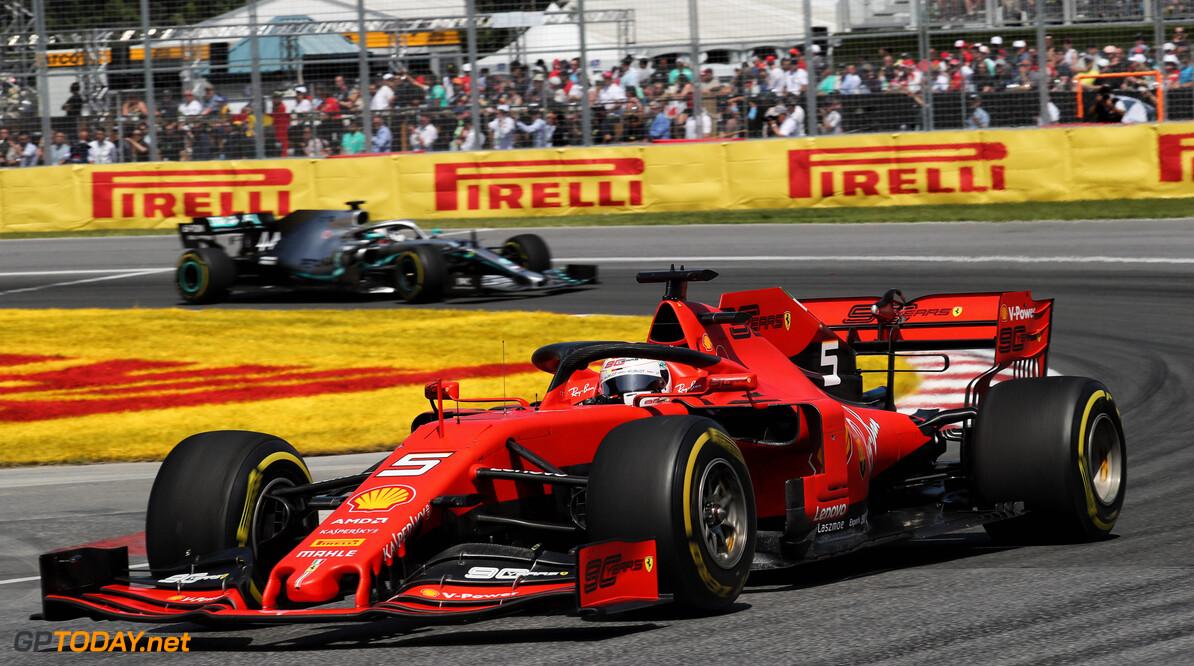 Ferrari confirms it won't appeal Vettel's penalty
