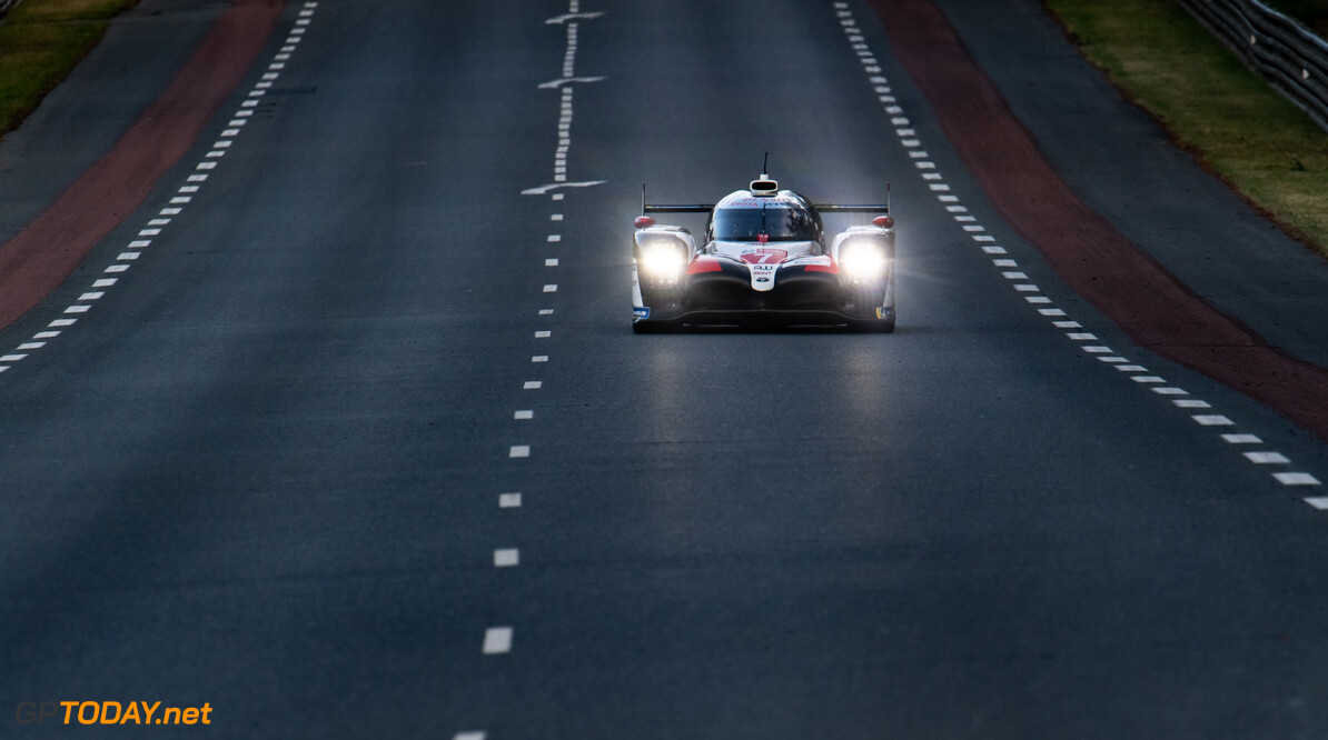 <strong>Le Mans Q2:</strong> Toyota takes control of the front row